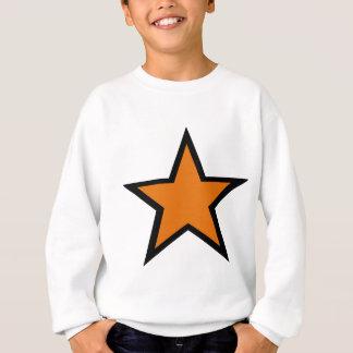 Orange Star design! Sweatshirt