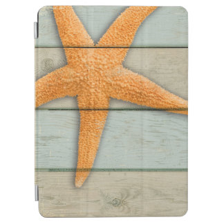 Orange Starfish iPad Air Cover