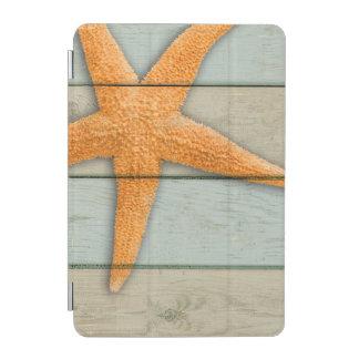 Orange Starfish iPad Mini Cover