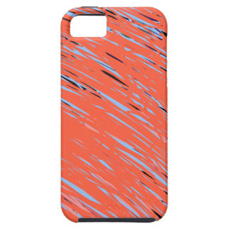 Orange Streak. iPhone 5 Case