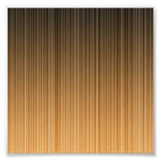 Orange Striped Art Photo