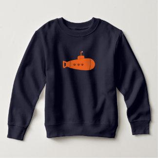 Orange Submarine Sweatshirt