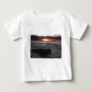 Orange Sunset Baby T-Shirt