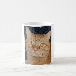 Orange Tabby Cat Mugs