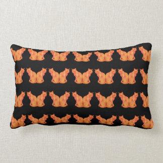 Orange Tabby, Sheldon Throw Cushions