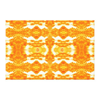 Orange Tapestry 2 SDL C Canvas Print