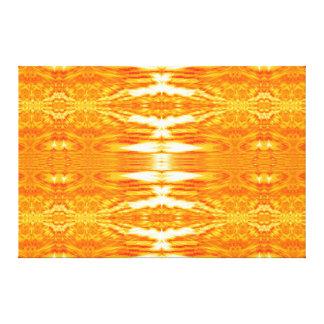 Orange Tapestry 6 SDL C Canvas Print