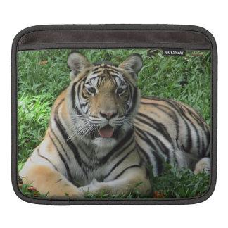 Orange Tiger iPad Sleeve