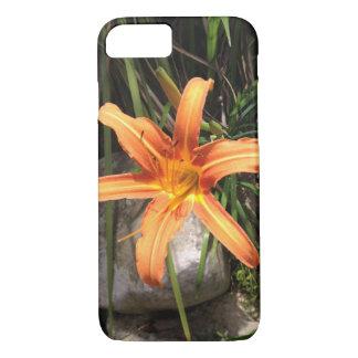Orange Tiger Lily iPhone 8/7 Case