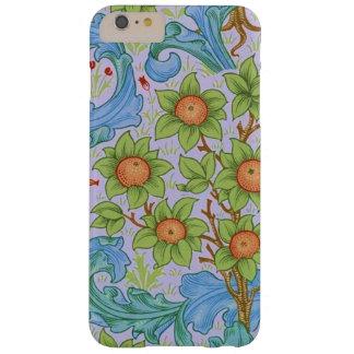 Orange Tree Design Barely There iPhone 6 Plus Case