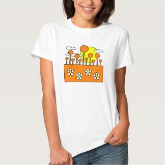 Orange World Shirts