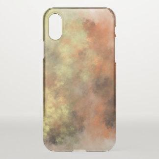 Orange, Yellow & Gray Mist-Like Pattern Phone Case