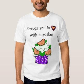 orange you in love shirts