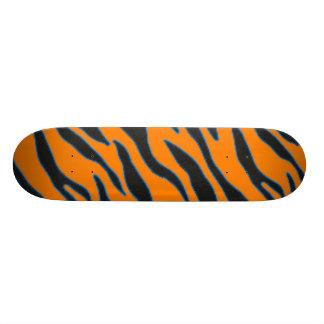 orange zebra skate decks