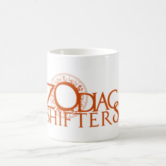 Orange Zodiac Shifter Mug