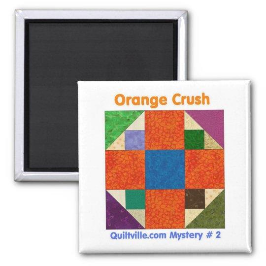 Orangecrush Magnet