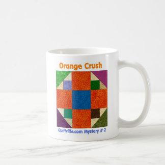 OrangecrushText2at650 Coffee Mug