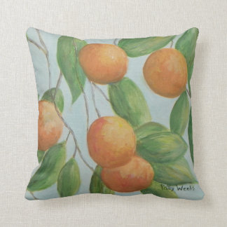 ORANGES FROM  FLORIDA Pillow