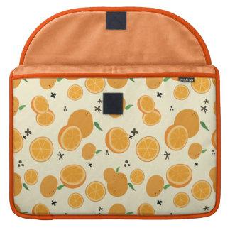 Oranges Sleeve For MacBooks