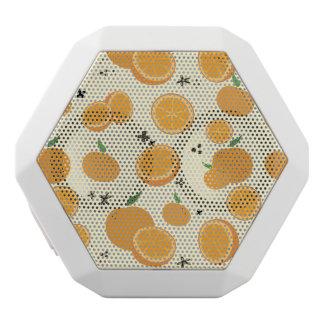 Oranges White Bluetooth Speaker