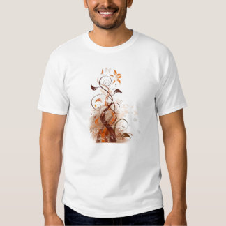 orangle blur t shirts
