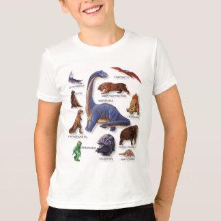 ORANGOSAURUS CHART T-Shirt