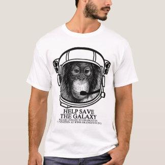 Orangutan Astronaut Shirt