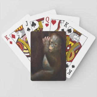 Orangutan Poker Deck