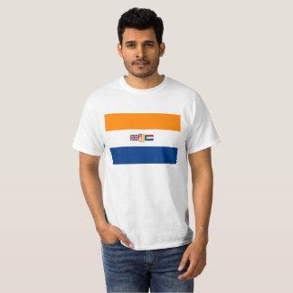 Oranje Blanje Blou, South African Flag (1928-1994) T-Shirt