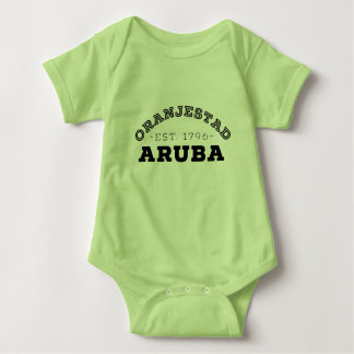Oranjestad Aruba Baby Bodysuit