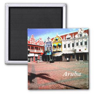 Oranjestad, Aruba Magnet