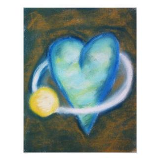 Orbit around Your Heart print Photo Print