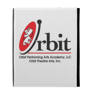 Orbit Logo iPad Case