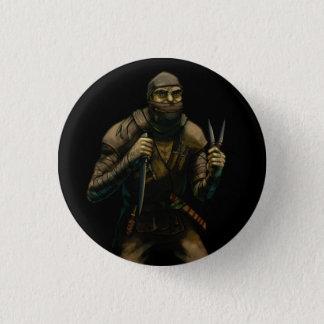 Orc Assassin 3 Cm Round Badge