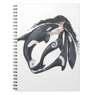 Orca and Fairy Notebooks