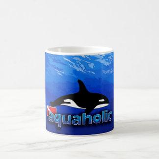 Orca / Aquaholic Coffee Mug