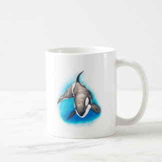 Orca Deep Dive Coffee Mug