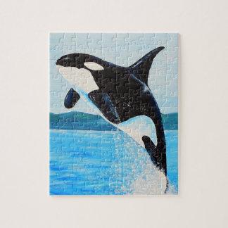 Orca Jigsaw Puzzle