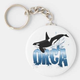 ORCA KEY RING