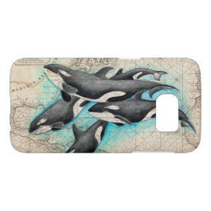 Whale Samsung Galaxy S7 Cases & Covers | Zazzle com au