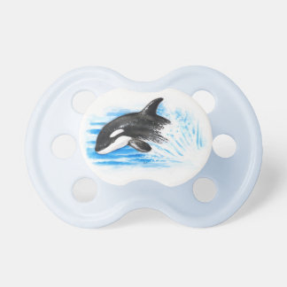 Orca Playing Dummy