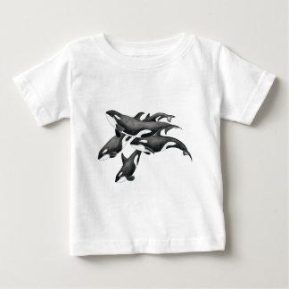 Orca Pod Baby T-Shirt