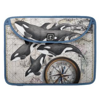 Orca Pod Sleeve For MacBooks