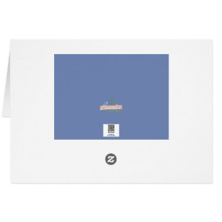 Orca Pod Thank You Note Card