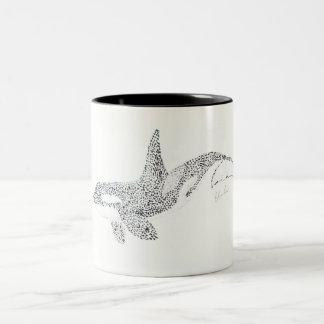 Orca Two-Tone Coffee Mug
