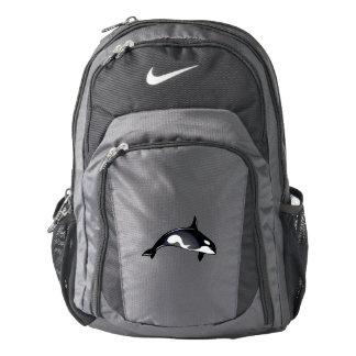 Orca Whale Backpack