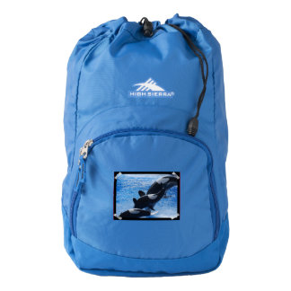 Orca Whale Backpack
