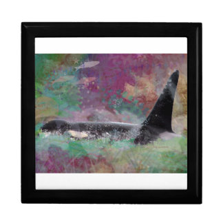 Orca Whale Fantasy Dream - I Love Whales Gift Box