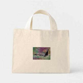Orca Whale Fantasy Dream - I Love Whales Mini Tote Bag