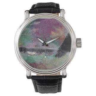 Orca Whale Fantasy Dream - I Love Whales Watch